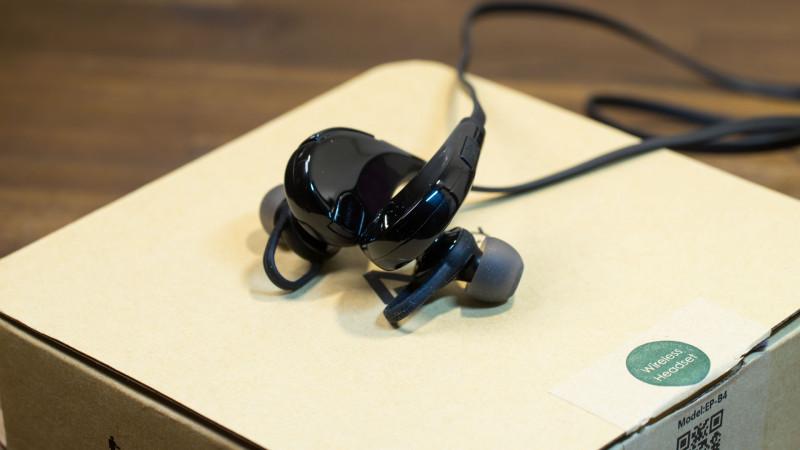 Die Aukey EP-B4 Bluetooth Ohrhörer im Test Review-6