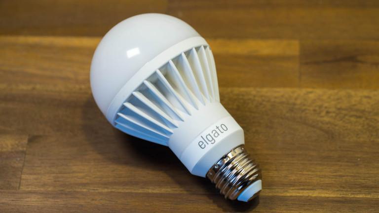 Die Elgato Avea Bulb Bluetooth LED Glühbirne im Test