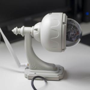 INSTAR IN-7011HD Dreh- & Schwenkbare Domkamera für den Außenbereich im Test
