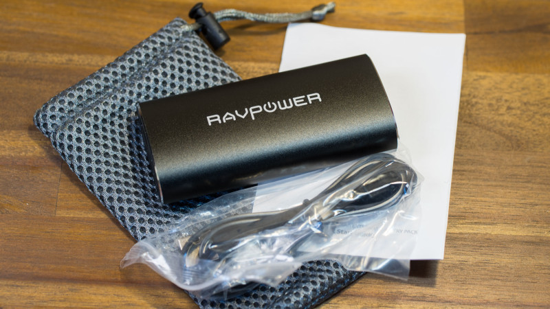 RAVPower RP-PB17 6700mAh im Test Review-4