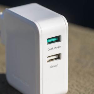 Das schnellste Ladegerät auf dem Markt! Das RAVPower RP-PC002 30 W 2-Port Quick Charge Ladegerät im Test