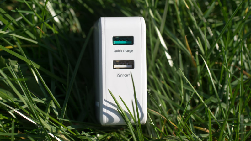 RAVPower RP-PC002 30 W 2-Port Quick Charge Ladegerät im Test Review-12