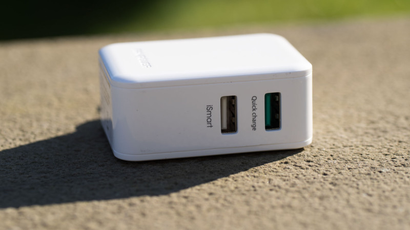 RAVPower RP-PC002 30 W 2-Port Quick Charge Ladegerät im Test Review-7