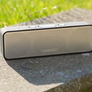 Der Speedlink Amparo Bluetooth Lautsprecher mit FM Radio und microSD Karten Slot im Test
