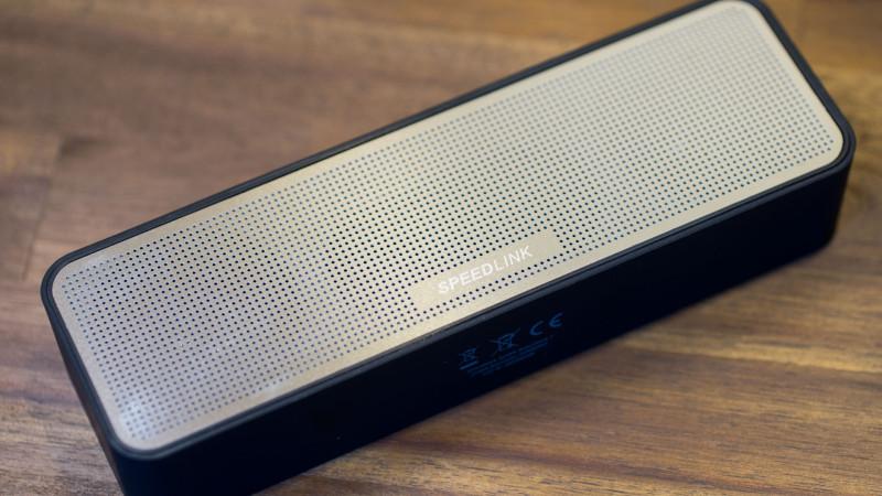 Speedlink Amparo Bluetooth Lautsprecher mit FM Radio und microSD Karten Slot im Test Review
