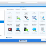 Synology DS415+ NAS im Test DSM-114