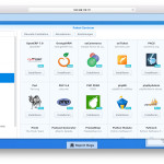 Synology DS415+ NAS im Test DSM-117