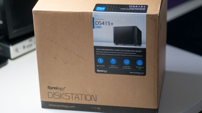 Synology DS415+ NAS im Test Review-1