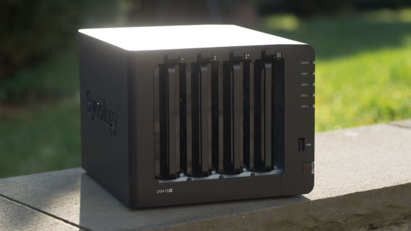Synology DS415+ NAS im Test Review-14