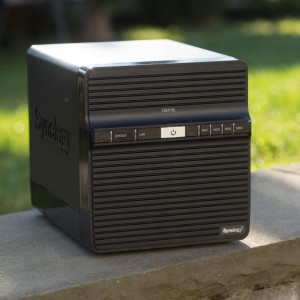 Die Synology DiskStation DS416J im Test