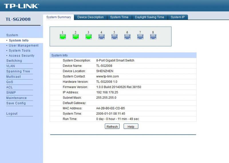 Synology NAS Link Aggregation einrichten Test Bericht-8