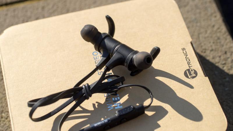 TaoTronics TT-BH07 Bluetooth 4.1 Ohrhörer im Test-11