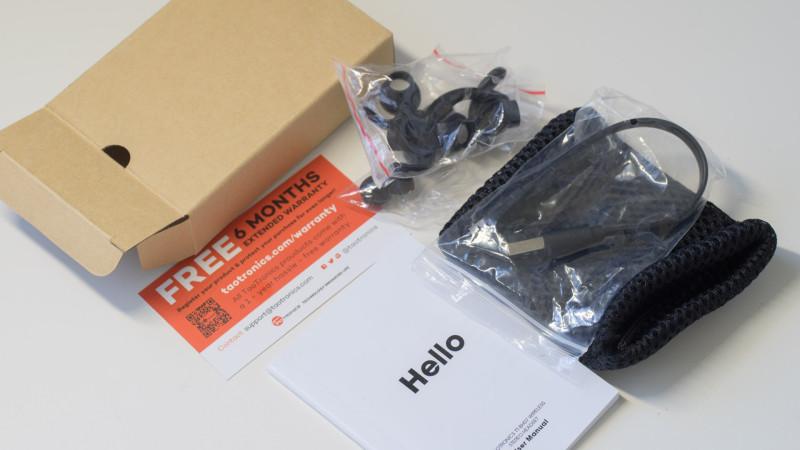 TaoTronics TT-BH07 Bluetooth 4.1 Ohrhörer im Test-3