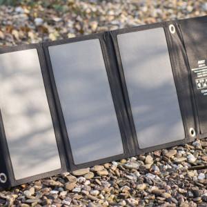 Das beste USB Solar Panel?! Das AUKEY PB-P4 21W Solar-Ladegerät im Test