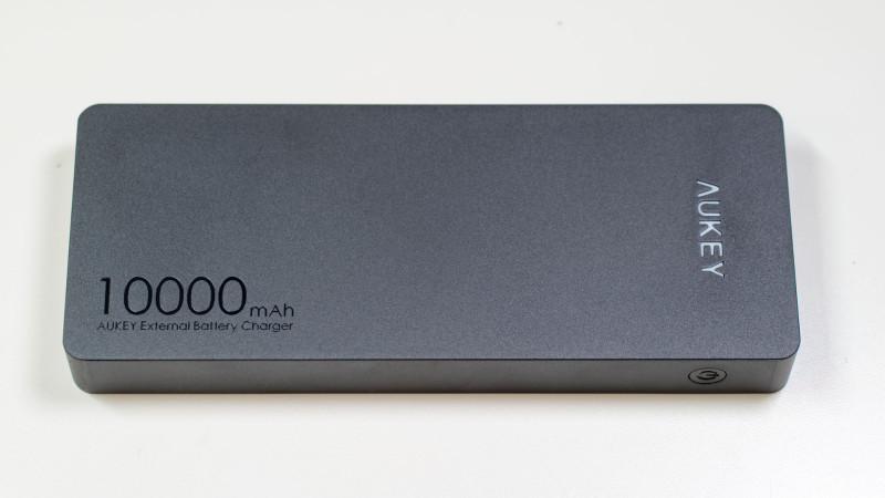 AUKEY PB-T4 10000mAh Powerbank mit Quick Charge 2.0 im Test-5