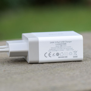 Anker 24W 2-Port USB Ladegerät im Test, das beste USB Ladegerät!