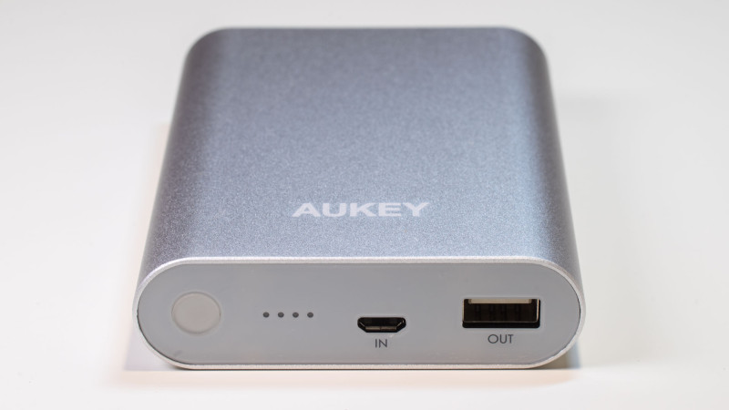 Aukey PB-T1 Test Review-4