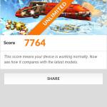 Huawei Honor 5x 3D Mark