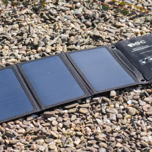 Kompaktes und leistungsstarke USB Solar Panel im Test, das IEC 18W Solar Ladegerät