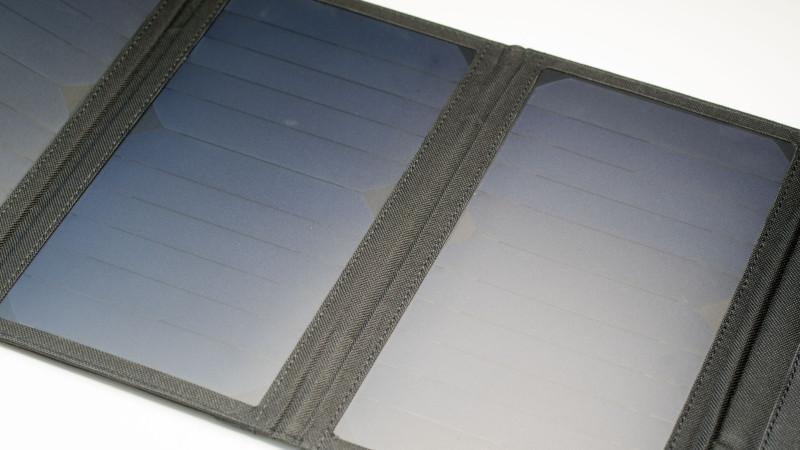 IEC 18W Solar LadegerätTest Review-3