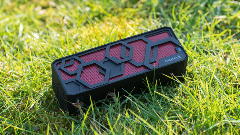 Inateck BTSP-10 Plus Bluetooth Lautsprecher Test Review-10