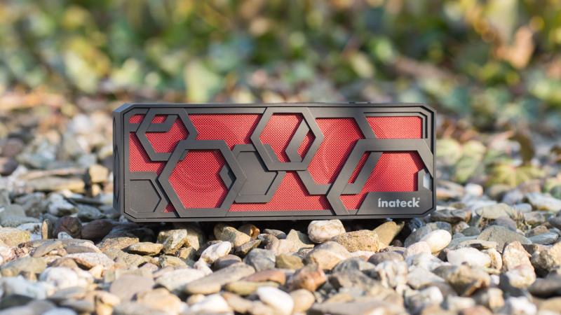 Inateck BTSP-10 Plus Bluetooth Lautsprecher Test Review-13