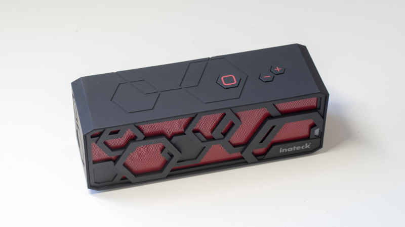 Inateck BTSP-10 Plus Bluetooth Lautsprecher Test Review-4