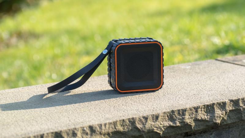 Inateck BTSP-20 Bluetooth Lautsprecher im Test-7