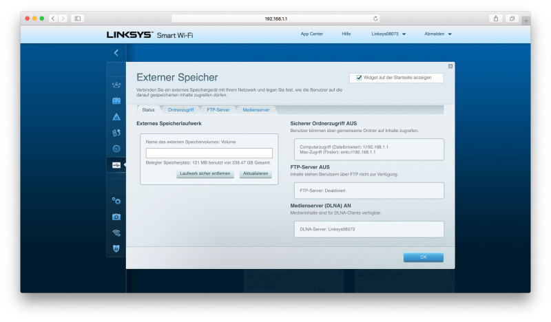LINKSYS EA7500 Test Software-34