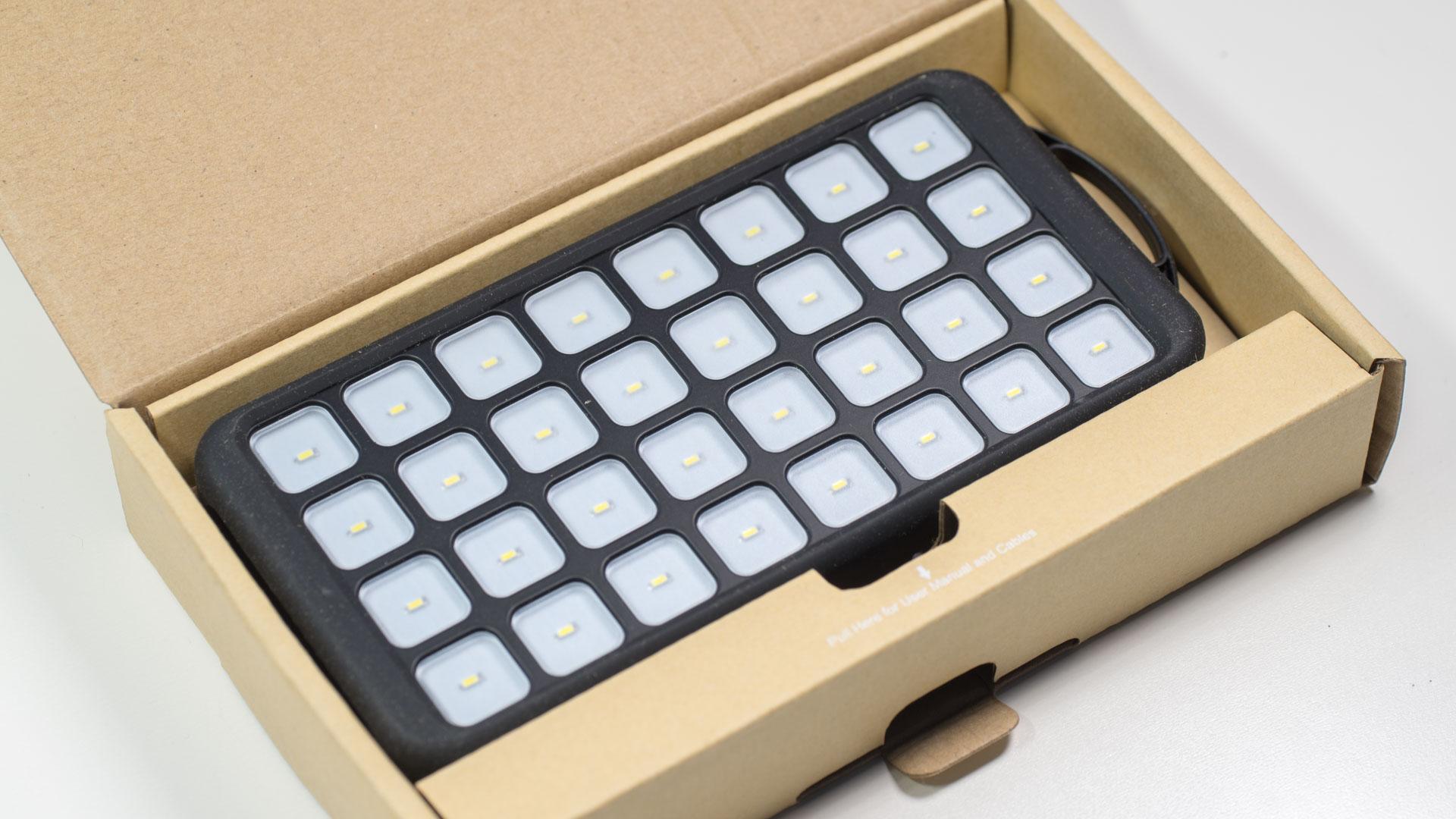gute solar powerbank von easyacc im test die easyacc. Black Bedroom Furniture Sets. Home Design Ideas