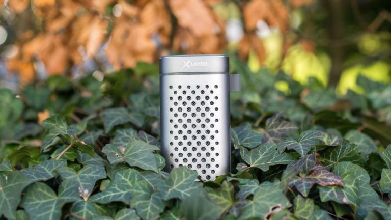 XLayer Powerbank PLUS, Powerbank und Bluetooth Lautsprecher in einem