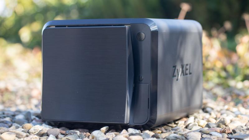 ZyXEL NAS326 Test-19