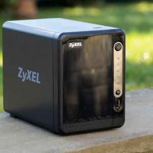Günstiges und schnelles NAS von ZyXEL im Test, das ZyXEL NAS326