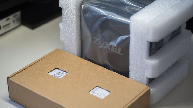 ZyXEL NAS326 Test Review NAS