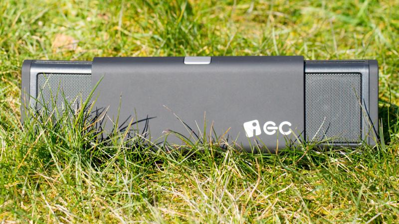 iEC S10-BT003 Bluetooth Lautsprecher Test-12