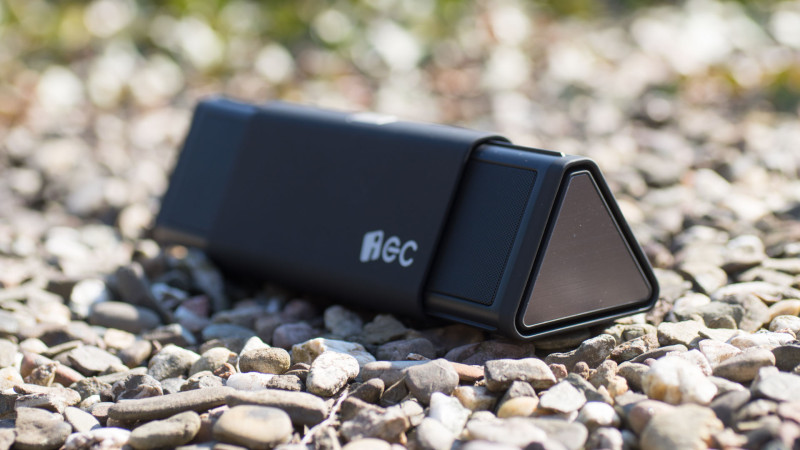 iEC S10-BT003 Bluetooth Lautsprecher Test-16
