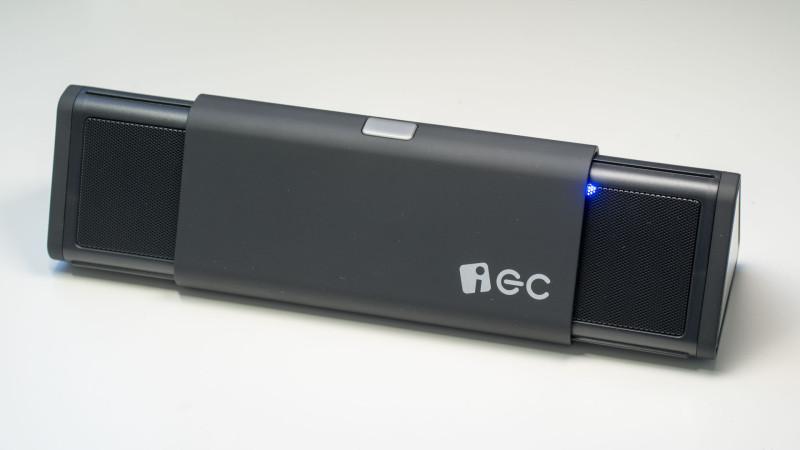 iEC S10-BT003 Bluetooth Lautsprecher Test-5