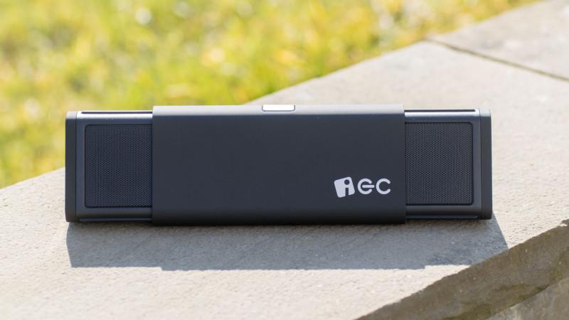 iEC S10-BT003 Bluetooth Lautsprecher Test-8
