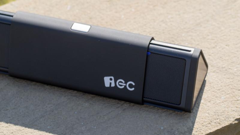 iEC S10-BT003 Bluetooth Lautsprecher Test-9