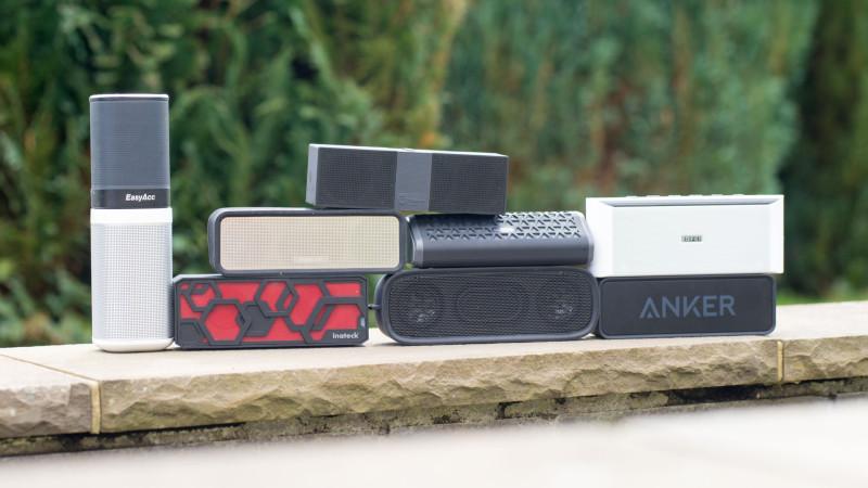 10 Bluetooth Lautsprecher unter 50€ im Vergleich (Anker, EasyAcc, Inateck, AUKEY, ......)-1