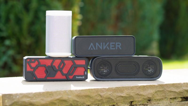 10 Bluetooth Lautsprecher unter 50€ im Vergleich (Anker, EasyAcc, Inateck, AUKEY, ......)-2