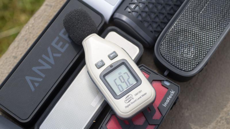 10 Bluetooth Lautsprecher unter 50€ im Vergleich (Anker, EasyAcc, Inateck, AUKEY, ......)-8