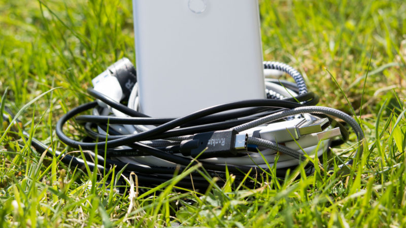 9 USB C Kabel im Test, welches ist das beste Typ C Ladekabel-100