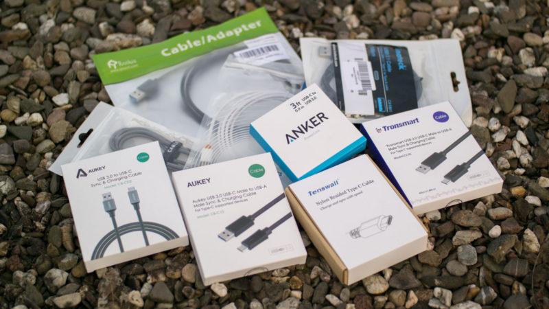 9 USB C Kabel im Test, welches ist das beste Typ C Ladekabel-13