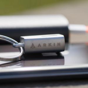 ARKIN ChargeLoop, microUSB Kabel für den Schlüsselanhänger im Test