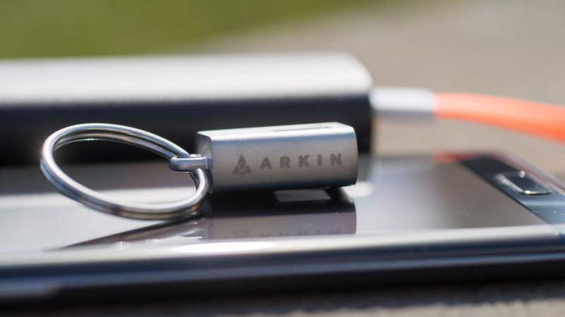 ARKIN ChargeLoop, microUSB Kabel für den Schlüsselanhänger im Test-5