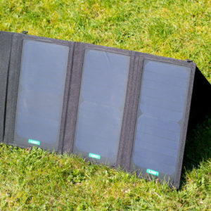 AUKEY PB-P2 20W Solarladegerät im Test