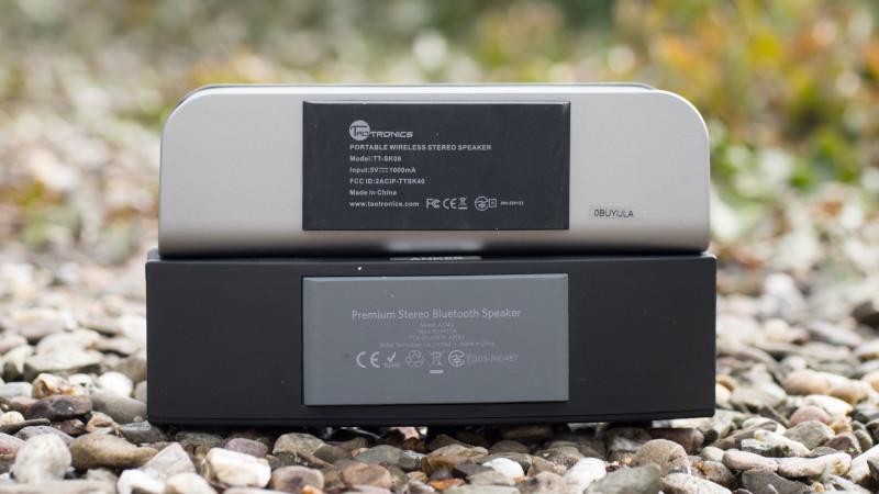 Anker A3143 Premium Stereo Bluetooth 4.0 Lautsprecher mit 20W Leistung im Test-17