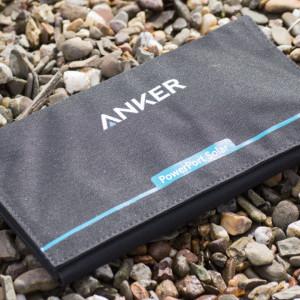 Das Anker PowerPort 21W USB Solarladegerät im Test