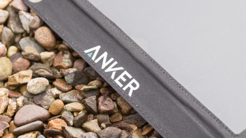 Das Anker PowerPort 21W USB Solarladegerät im Test-4